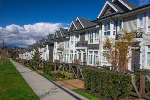 分契物业 - 了解加拿大BC卑诗省的分契物业(共管物业)术语