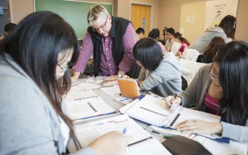 温哥华岛大学 - 留学加拿大-温哥华岛大学ESL(Vancouver Island University)语言课