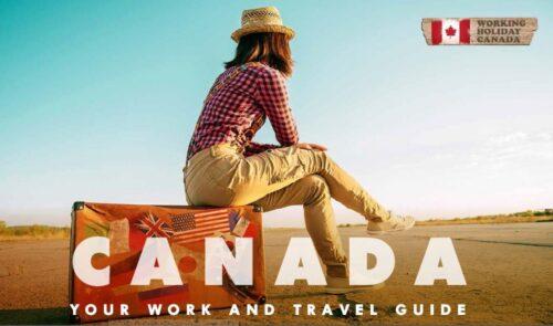 打工度假签证 - 2021-2022年加拿大打工度假签证