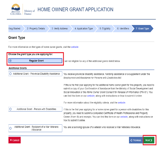 自住房地税减免 - Julie手把手教您怎样网上申请自住房地税减免