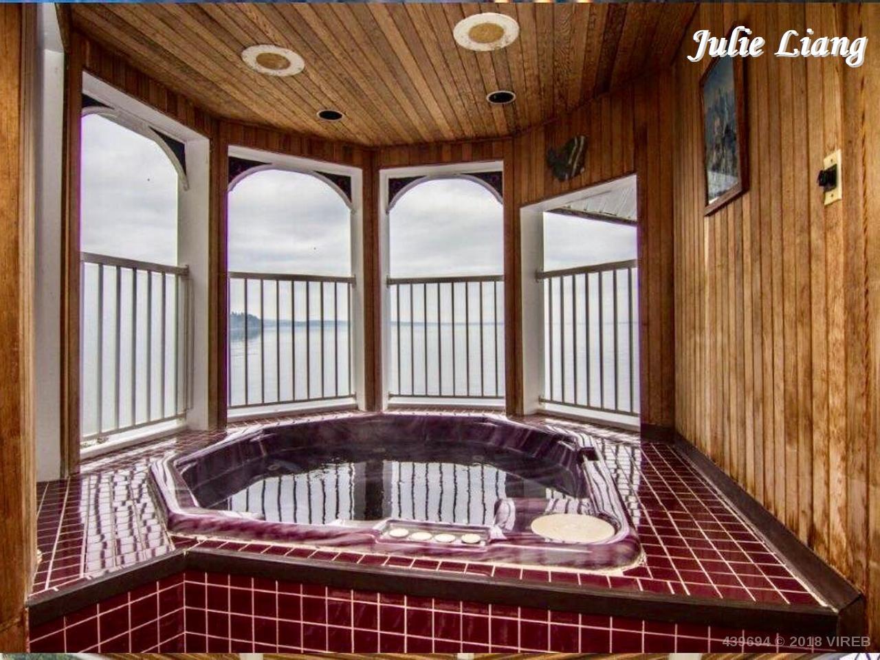 温哥华岛壁画镇 - SOLD!! 温哥华岛壁画镇1.58英亩一线海景度假别墅最新上市!