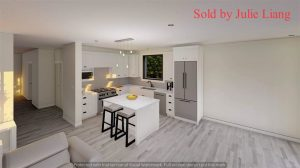 - Sold!! 最新售出市中心地段全新Duplex
